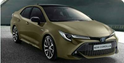 Toyota Corolla launches new 12th generation model variant in Pakistan