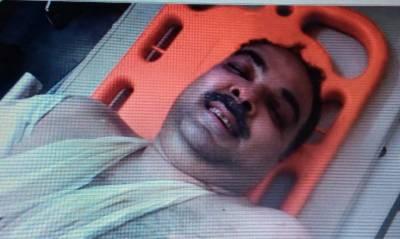 Bank of Punjab President Zafar Masud miraculously survives the deadly plane crash near Karachi Airport