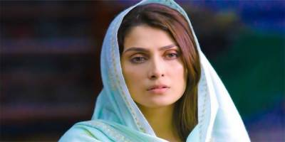 Famous Pakistani Actress Ayeza Khan was in the PIA flight that crashed near Karachi Airport?
