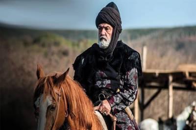 Turkish Actor Serdar Gökhan