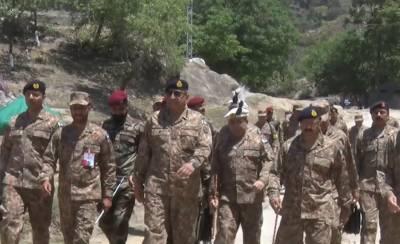 COAS General Qamar Bajwa's warning to India over LoC