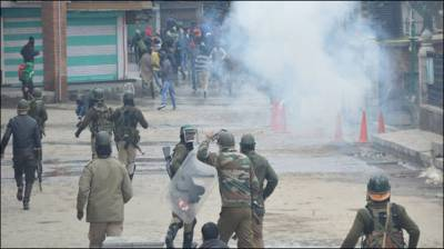 State Terrorism, Indian troops martyred two more Kashmiri youth in Fake Encounter on occasion of Eid ul Fitr