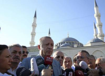 Turkish President Tayyip Erdogan stern warning to Israel over Palestine and Al Quds Sharif
