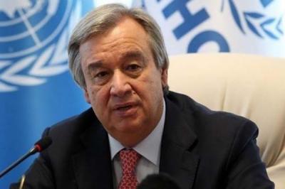 UN Chief Antonio Guterres endorsed Pakistani viewpoint