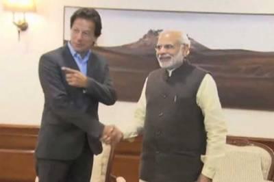 Pakistani PM Imran Khan lash out at Indian PM Narendra Modi