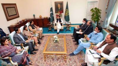 PM directs Advisor on Climate Change to take steps for protection of Capital's green areas