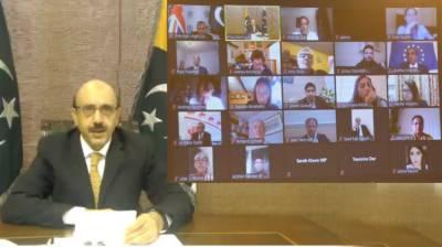 AJK President calls upon UN to immediately intervene into Kashmir issue