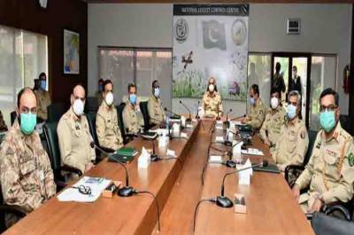 COAS General Qamar Bajwa assures full support to the civil government