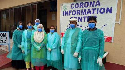 Number of confirmed coronavirus cases along with death toll rises drastically in Pakistan
