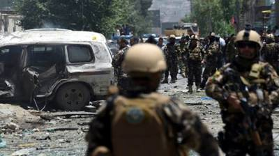 Roadside bomb blast kills nine in Afghanistan