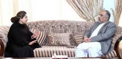Federal Govt provides 2 aircraft to Sindh for anti-locust spray: Gulzar