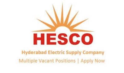 HESCO announces power supply suspension on June 07