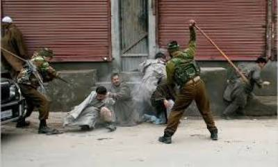 Indian troops martyr 142 Kashmiri's last 10 month in IOK