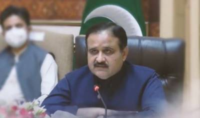 Buzdar orders strict implementation of mask wearing at public places