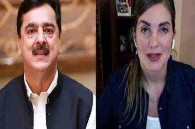 Former PM Yousaf Raza Gillani takes a strong exception against shameful allegations from US journalist Cynthia Ritchie