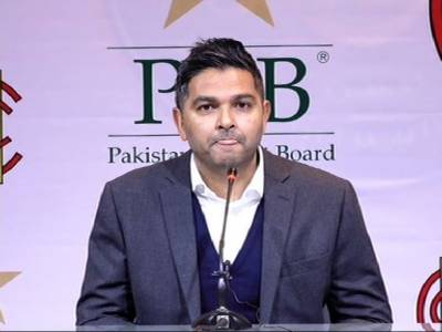 PCB's CEO Wasim Khan to donate Rs 1.5 to Board's Welfare Fund Sohail Ali