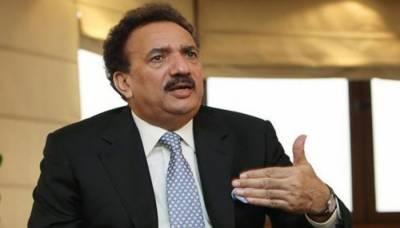 PPP Senator Rehman Malik breaks silence over shameful allegations of Rape from US journalist Cythnia Ritchie