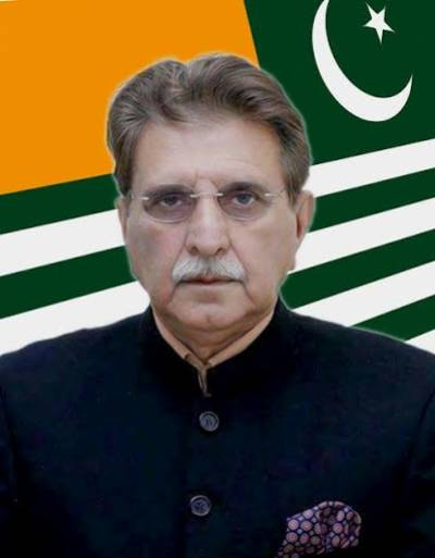 AJK PM advises state law makers to strictly follow coronavirus safety measures