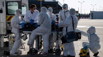 Global death toll from coronavirus rises to over 406,207