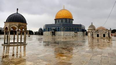 Palestine criticises Israel for issuing deportation orders from Al-Aqsa Mosque
