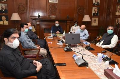 Tiger Force being fully activated across the province: Governor Sindh
