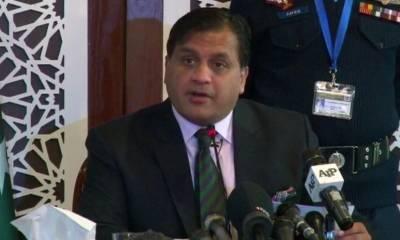 Ambassador Faisal presents credentials to German President