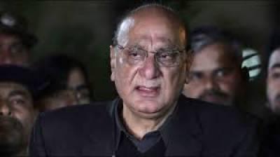 'Hamza Shehbaz jailed on court orders': Raja Basharat