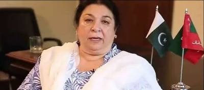 Punjab has 40819 confirmed COVID-19 patients, says Yasmin Rashid