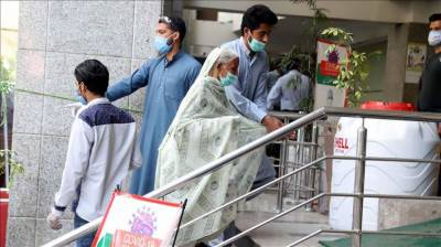 Confirmed coronavirus cases in Pakistan soar to 119,536