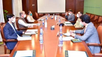 Delegation of probationary officers of Digital Media Wing of Information Ministry visits Radio Pakistan