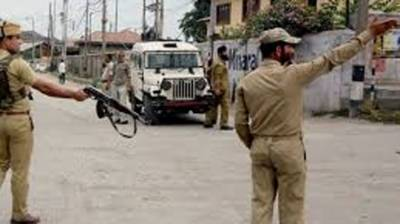 Indian troops launch violent search operation in Budgam June 11, 2020