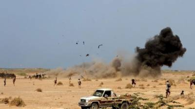 Landmine blasts kill seven in Libya