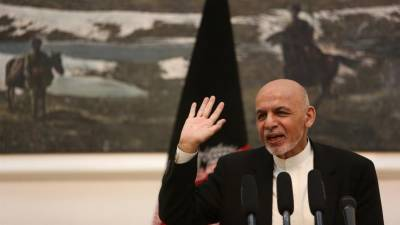 Taliban prisoner release to be completed shortly: Ghani