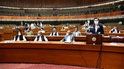 Federal Budget with total outlay of Rs7294.9b announced