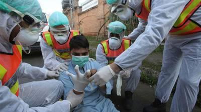 Confirmed coronavirus cases in Pakistan soar to 132,405