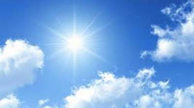Mainly hot and dry weather is expected in central and southern parts of the country