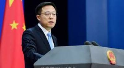 Beijing accuses India of crossing border, 'attacking personnel'
