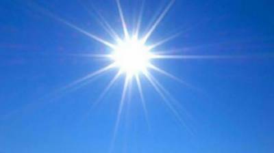 Met office predicts very hot, dry weather
