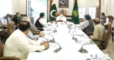South Punjab secretariat will be made functional soon: CM Buzdar