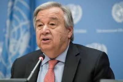 UN chief voices concern over India-China border clash