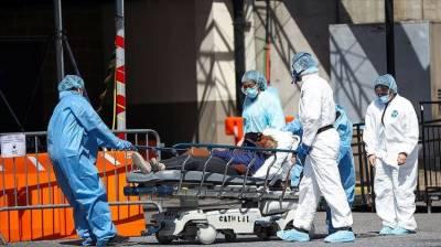 Worldwide coronavirus death toll rises to over 445,185