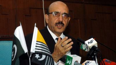 Masood welcomes call of UN Chief to India to stop killing of innocent children in IOJ&K