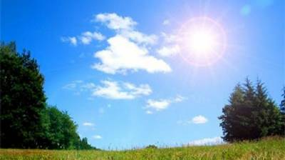 Met office predicts hot, dry weather