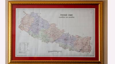 Nepal's Upper house of Parliament approves country's new map that includes land controlled by India