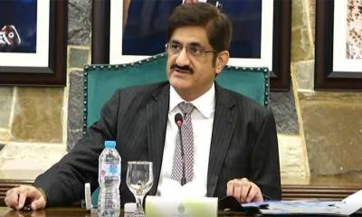 CM Sindh directs police, rangers to intensify patrolling all over Sindh