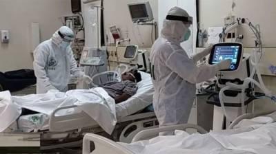 Confirmed coronavirus cases in Pakistan soar to 165,062
