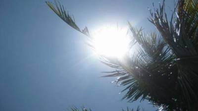 Hot, dry weather expected in most parts of country