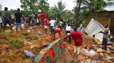 Landslide kills 13 in Ivory Coast