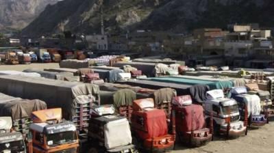 Pakistan-Iran border reopens at Mirjaveh for trade