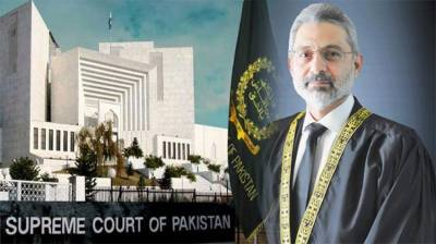 SC quashes presidential reference against Justice Isa